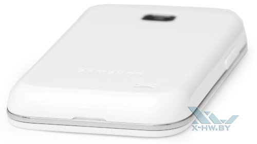 Нижний торец Samsung Galaxy Player 50