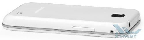 Левый торец Samsung Galaxy Player 50