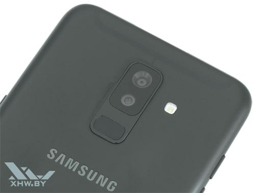 Камера Samsung Galaxy A6+ (2018)