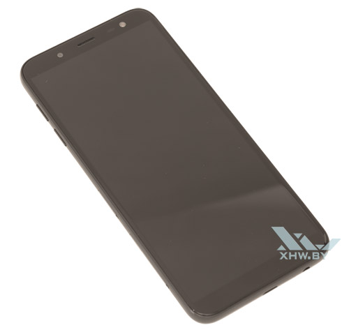 Общий вид Samsung Galaxy J6 (2018)