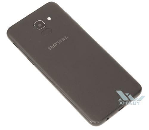 Задняя крышка Samsung Galaxy J6 (2018)