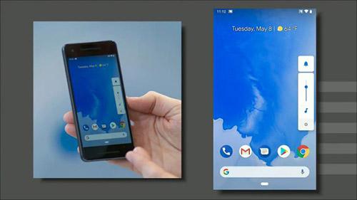 Регулировка звука в Android 9