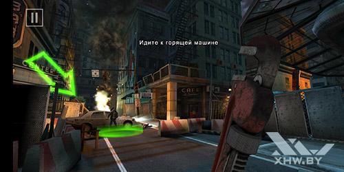Игра Dead Trigger 2 на Huawei P20