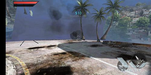 Игра Frontline Commando 2 на Huawei P20