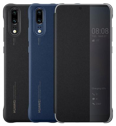 Чехол Samart Cover для Huawei P20