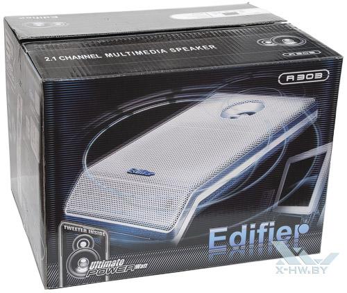 Коробка Edifier R303