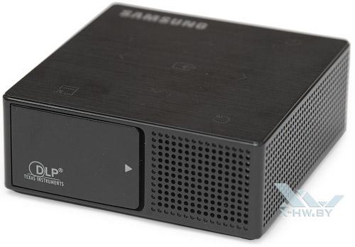 Samsung SP-H03. Вид сзади