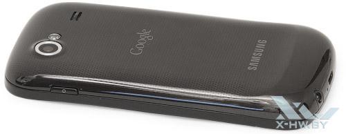 Задняя панель Google Nexus S