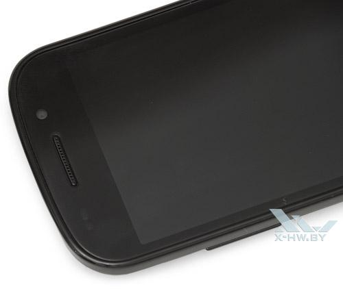 Динамик и фронтальная камера Google Nexus S