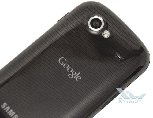 Камера Google Nexus S