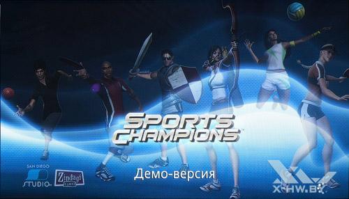 Игра Sports Champions. Рис. 1
