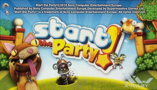 Игра Start The Party. Рис. 1