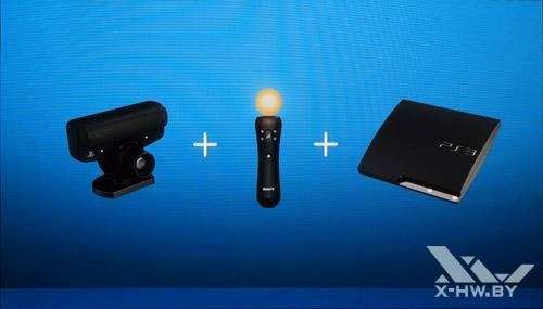 Настройка PlayStation Move. Рис. 2