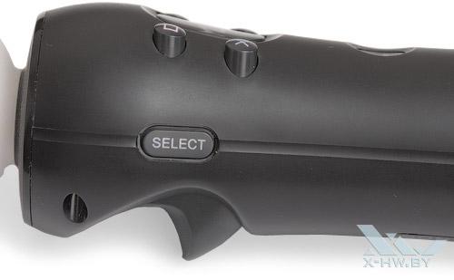 Кнопка Select на PlayStation Move