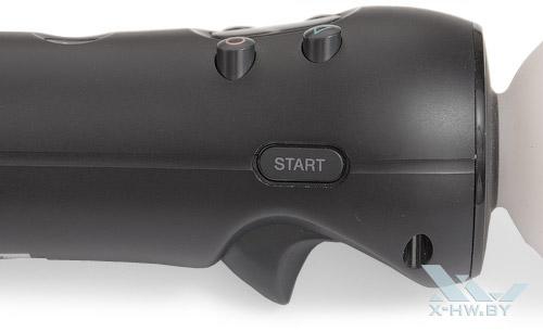 Кнопка Start на PlayStation Move