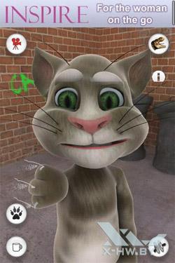 Talking Tom Cat. Рис. 2