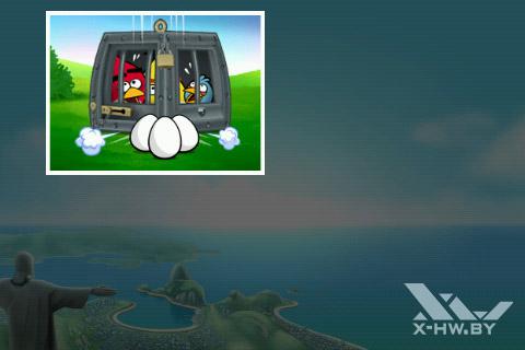 Angry Birds Rio. Рис. 3