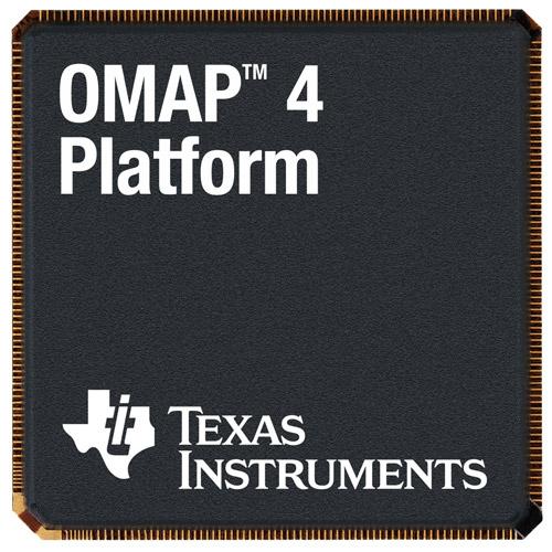 Процессор OMAP 4 производства Texas Instruments