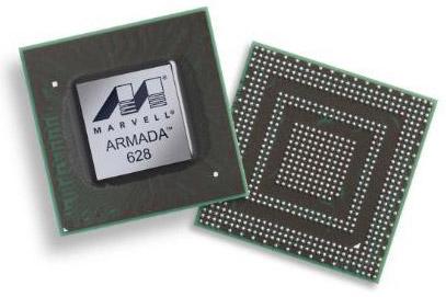 Процессор Marvell Armada 628