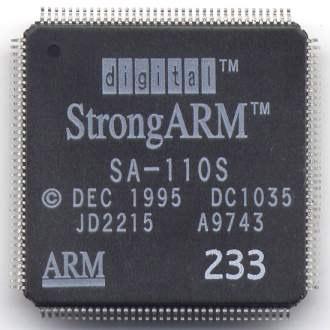 Процессор DEC StrongARM SA-110