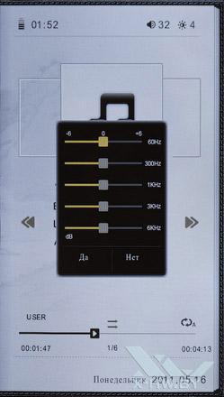 Эквалайзер WEXLER.BOOK T7001. Рис. 1