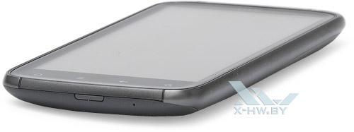 Нижний торец HTC Sensation
