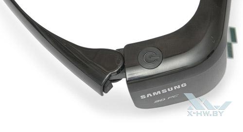 Кнопка включения 3D-очков Samsung T23A750