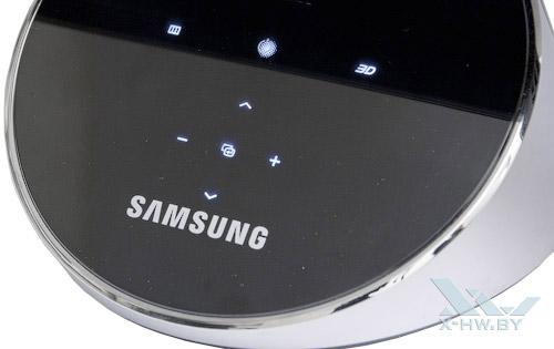 Кнопки на подставке Samsung T23A750