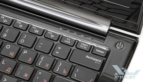 Светодиодные индикаторы и кнопка включения Samsung 900X3A