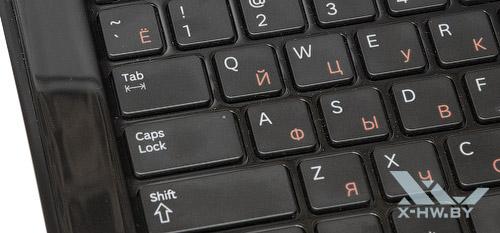 Клавиша [Caps Lock] на Samsung 900X3A