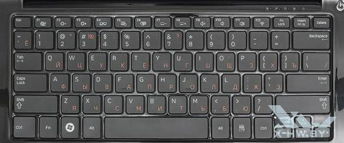 Клавиатура Samsung 900X3A
