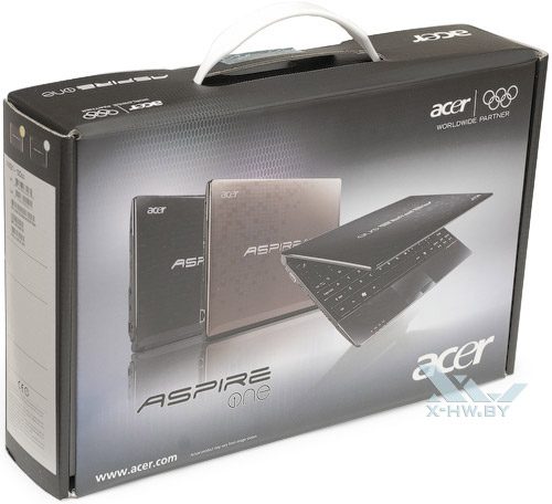 Коробка Acer Aspire One 521