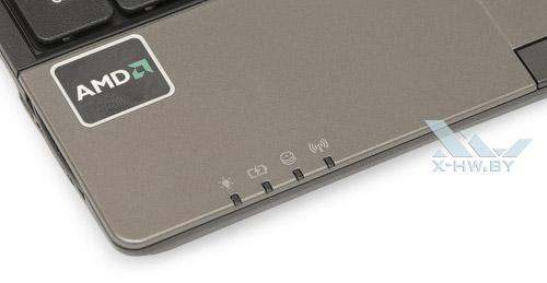 Светодиодные индикаторы Acer Aspire One 521