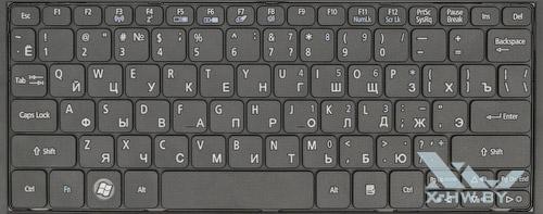 Клавиатура Acer Aspire One 521