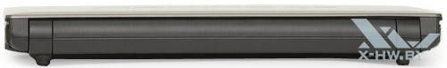 Задний торец Acer Aspire One 521