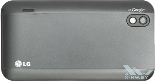 Задняя крышка LG Optimus Black P970