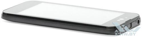 Правый торец LG Optimus Black P970