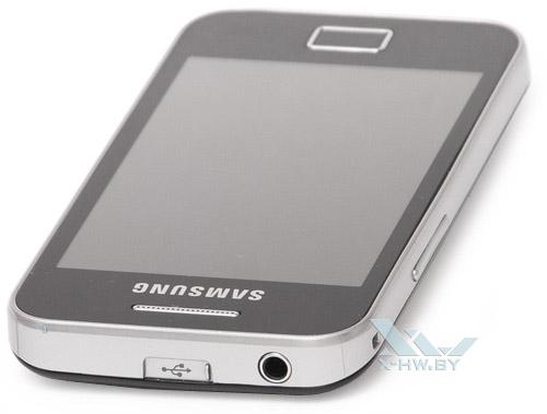 Верхний торец Samsung Galaxy Ace