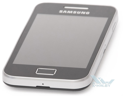 Нижний торец Samsung Galaxy Ace