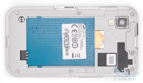 Samsung Galaxy Ace без аккумулятора