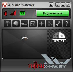 AirCard Watcher. Рис. 1