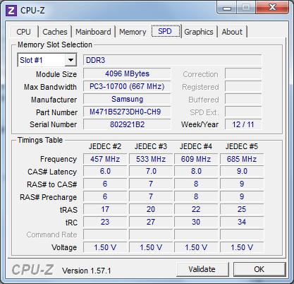 Оперативная память Fujitsu LIFEBOOK S761