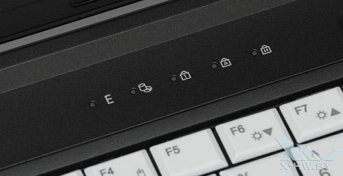Светодиодные индикаторы Fujitsu LIFEBOOK S761
