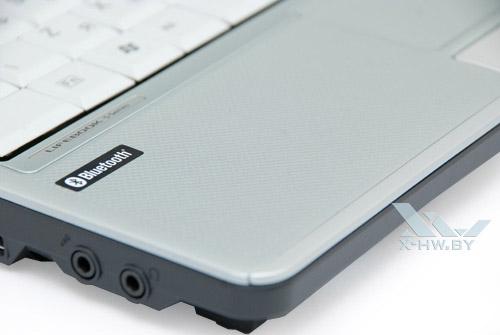 Рабочая область Fujitsu LIFEBOOK S761
