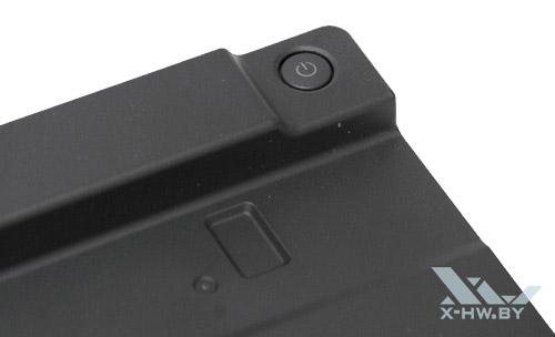 Кнопка включения на док-станции Fujitsu LIFEBOOK S761