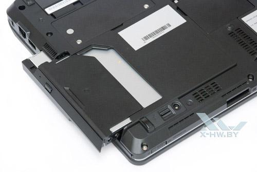 Съемный оптический привод Fujitsu LIFEBOOK S761