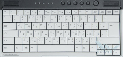 Клавиатура Fujitsu LIFEBOOK S761