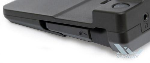 Рычажок для снятия ноутбука с док-станции Fujitsu LIFEBOOK S761