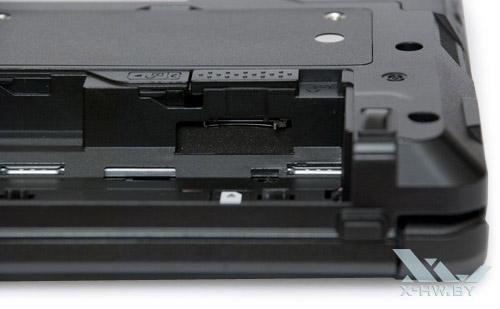 Разъем для SIM-карты Fujitsu LIFEBOOK S761