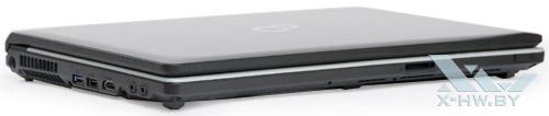 Fujitsu LIFEBOOK S761. Вид спереди